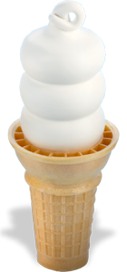 dq-treats-wafflecone-plaincone